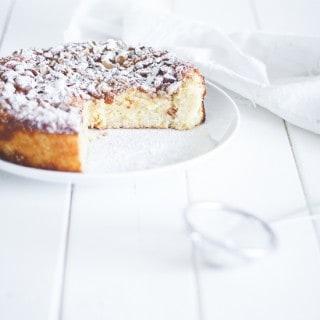 ricottakage med citron og mandler - citronkage - opskrift - louiogbearnaisen (1)