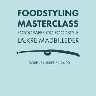 foodstyling masterclass - kursus i madfotografering og foodstyling