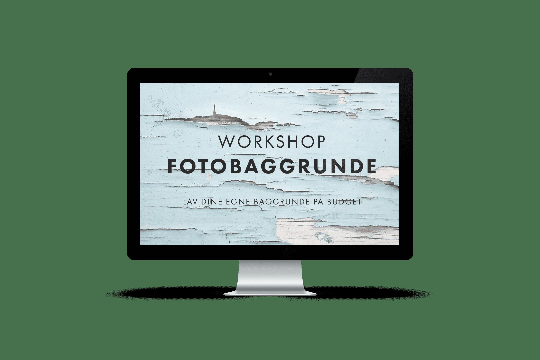 fotobaggrund workshop