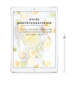 Foodstyling | gratis guide
