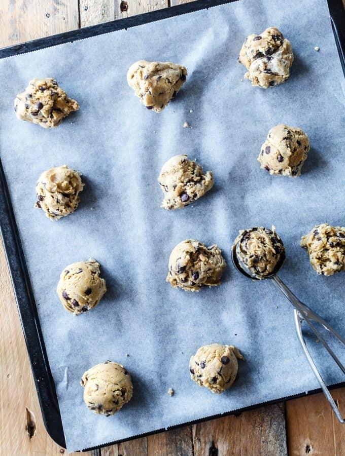 Sådan fryser du cookies - tips til cookies