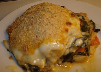 vegetar-lasagne-med-spinat-tomat-og-bechamelsauce
