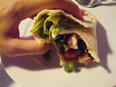 Kebab med kylling