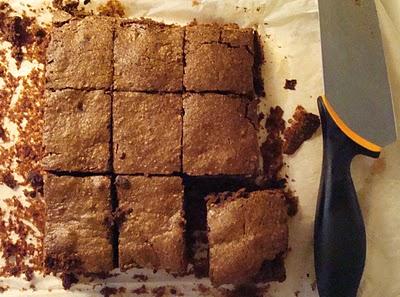 opskrift på brownies med nødder