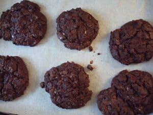 Chokolade cookies - opskrift på lækre cookies med chokolade