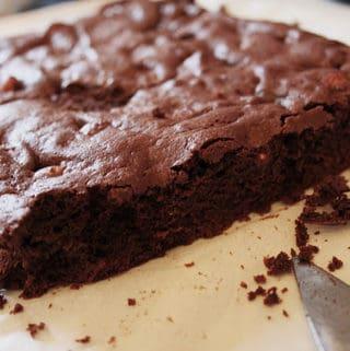 Brownies - verdens bedste opskrift på brownie