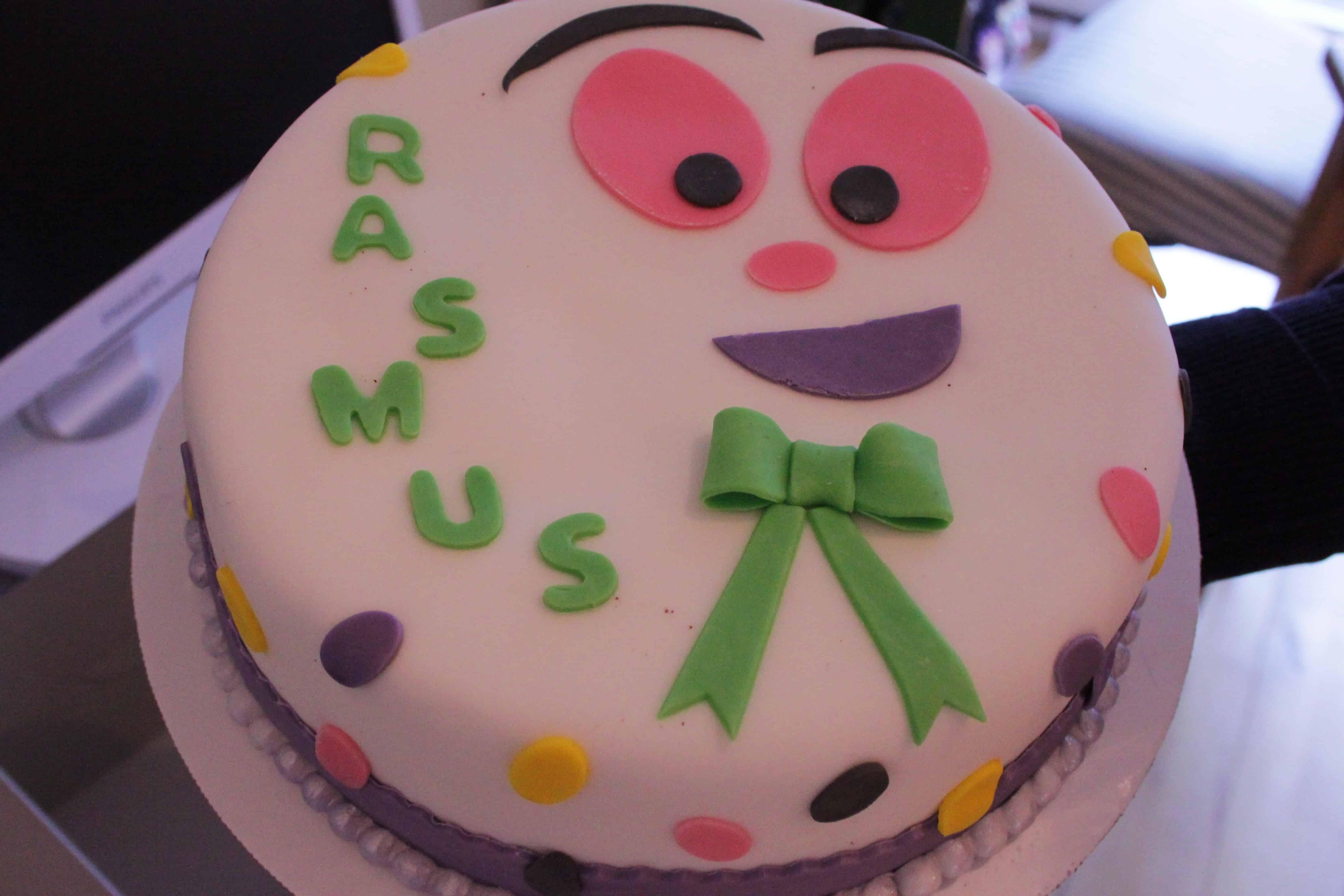 dekoration til kage