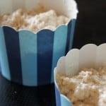 Fedt/sukkerfattige muffins med mandelmel