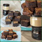 Brownie med lakrids