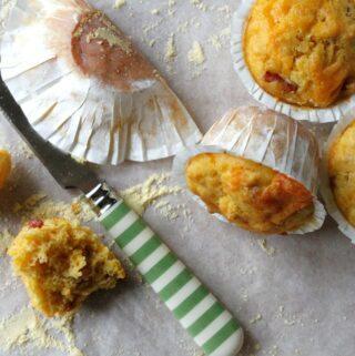 majsmuffins til brunch