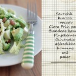 Sprød sensommer salat