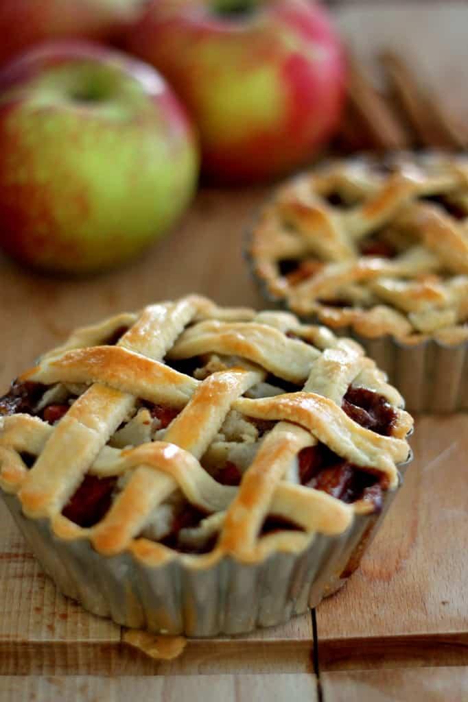Amerikansk Apple Pie