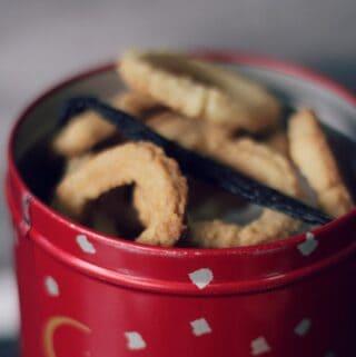 Vaniljekranse - opskrift på vaniljekranse