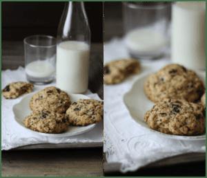Cookies med mandler