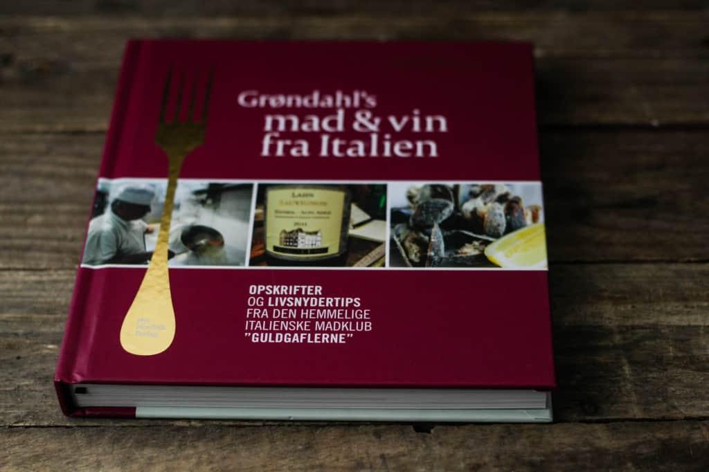 mad og vin fra italien