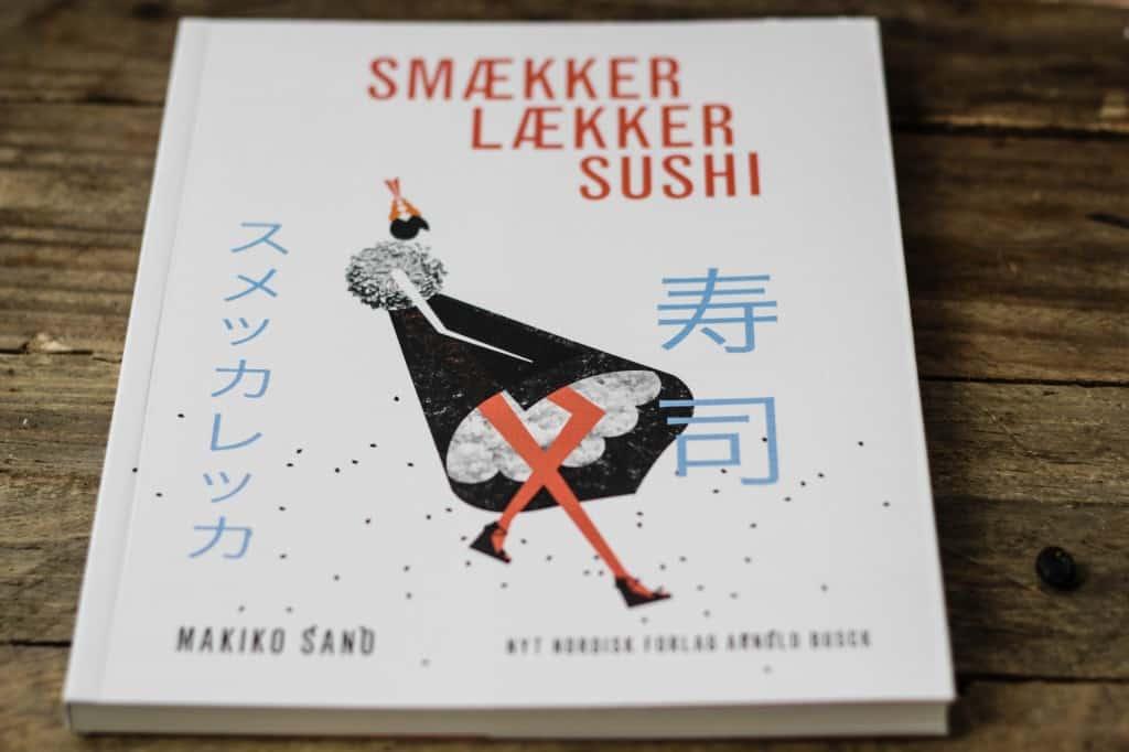 Smækker lækker sushi