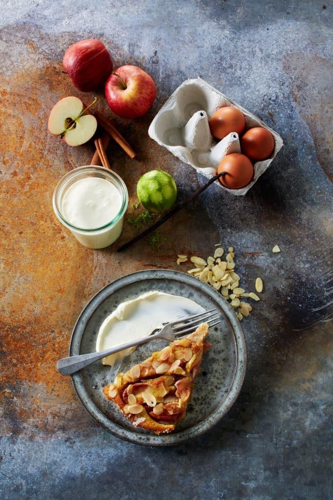 Æblekage Moment Fotografi