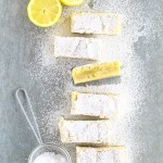Lemon Bars // Citronsnitter