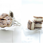 Cookie Dough Ice-cream Sandwich