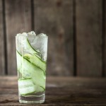 agurk ingefær drink