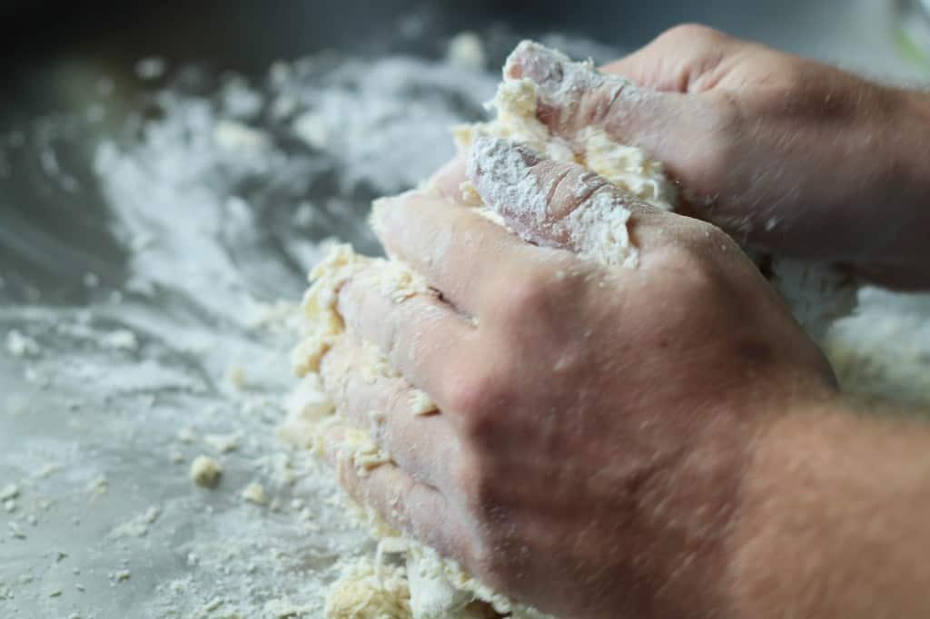 hjemmelavet pasta og tomat-vodkasauce (7)