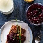 Rødbede marmelade kompot