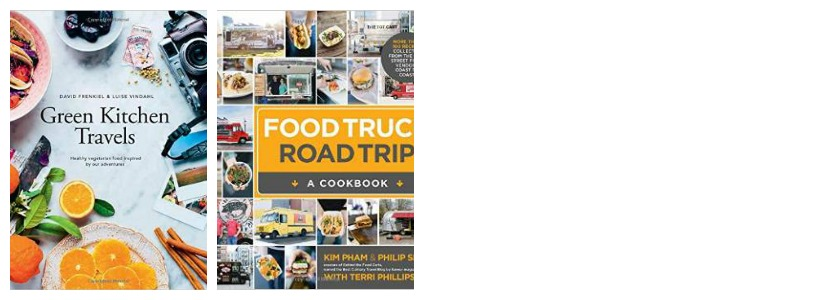 Rejsebøger mad