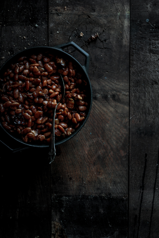 Boston Baked beans - opskrift - bønner (1)