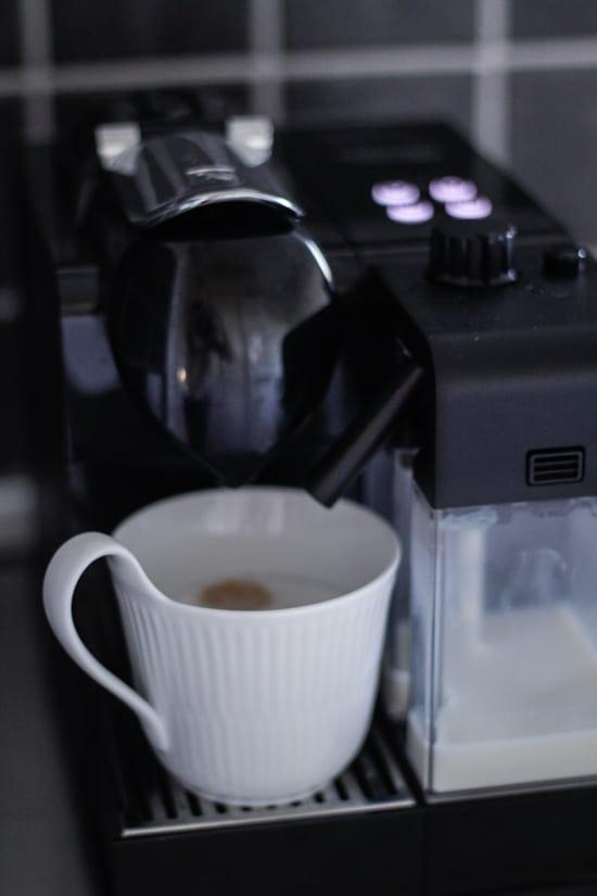 kaffemaskine nespresso