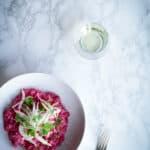 rødbederisotto med fennikel - nem opskrift (1)