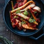 stegt fennikel med squash, tomat og safran (3)