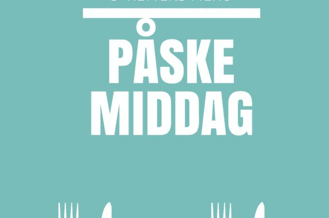 PÅSKEMIDDAG