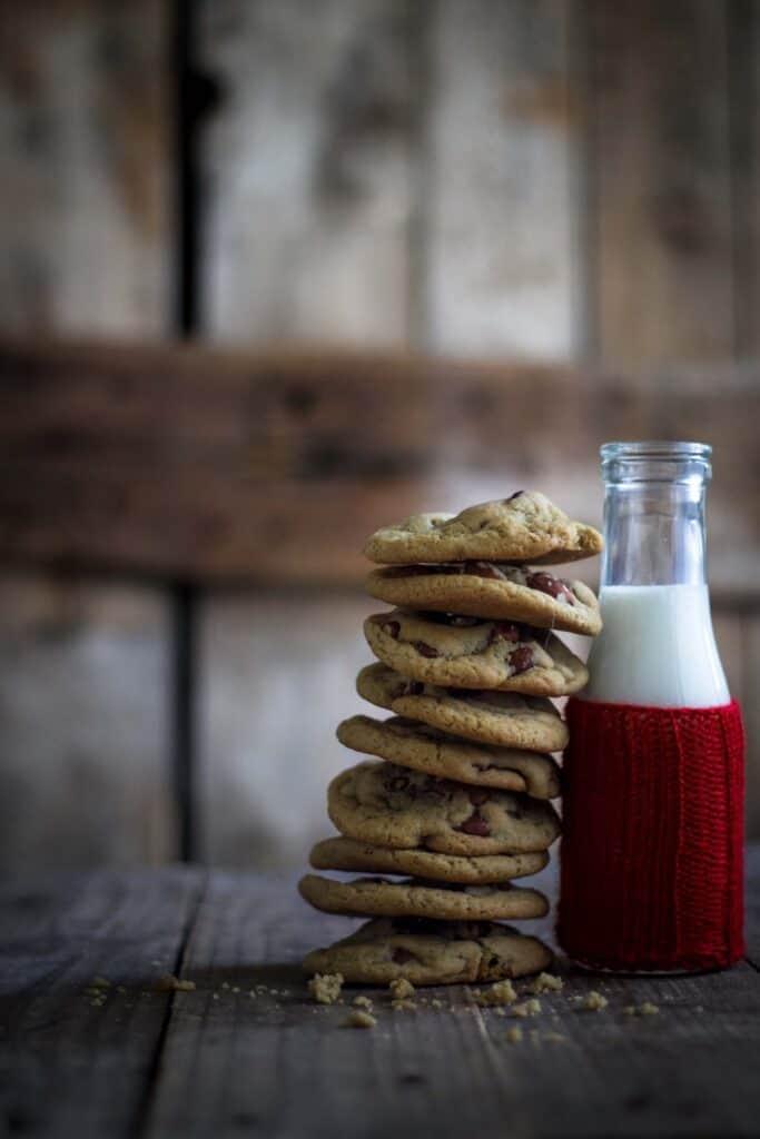 Bag de perfekte cookies