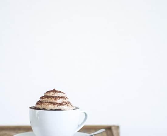 cupcakes med kaffe - espressomuffins