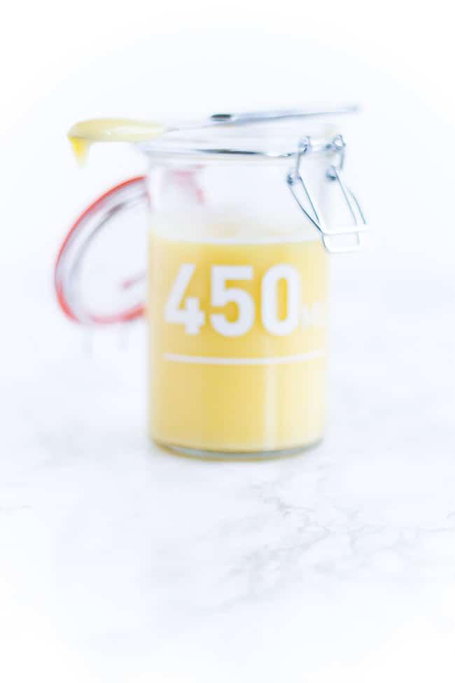lemon curd - opskrift - hjemmelavet - citron marmelade