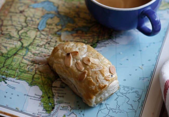 pain au chocolat opskrift - lidl - hjemmelavede - crossaints