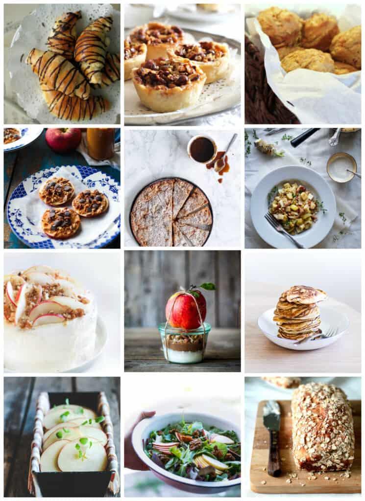 Apple recipes - opskrifter med æble