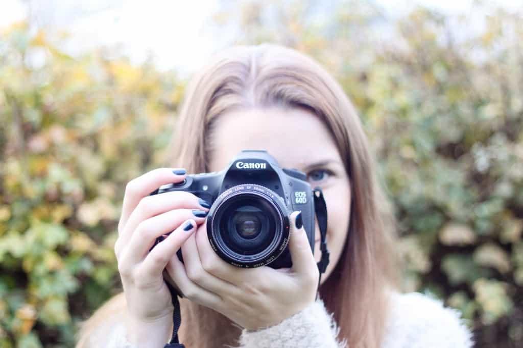 online fotokursus for spejlrefleksbegyndere