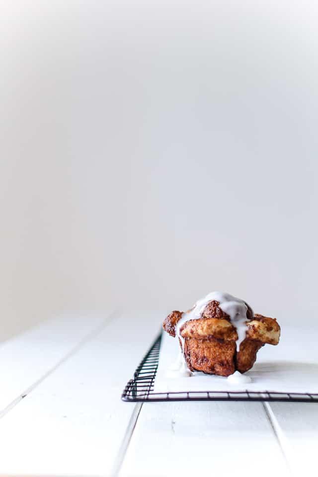 cinnamon Bubble Buns - Kanelboller - opskrift -louiogbearnaisen