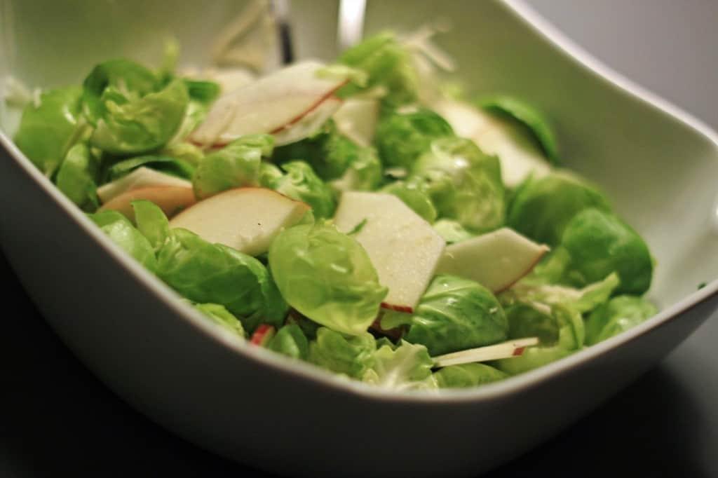 salater og tilbehør til julemad, juleand og flæskesteg (5)