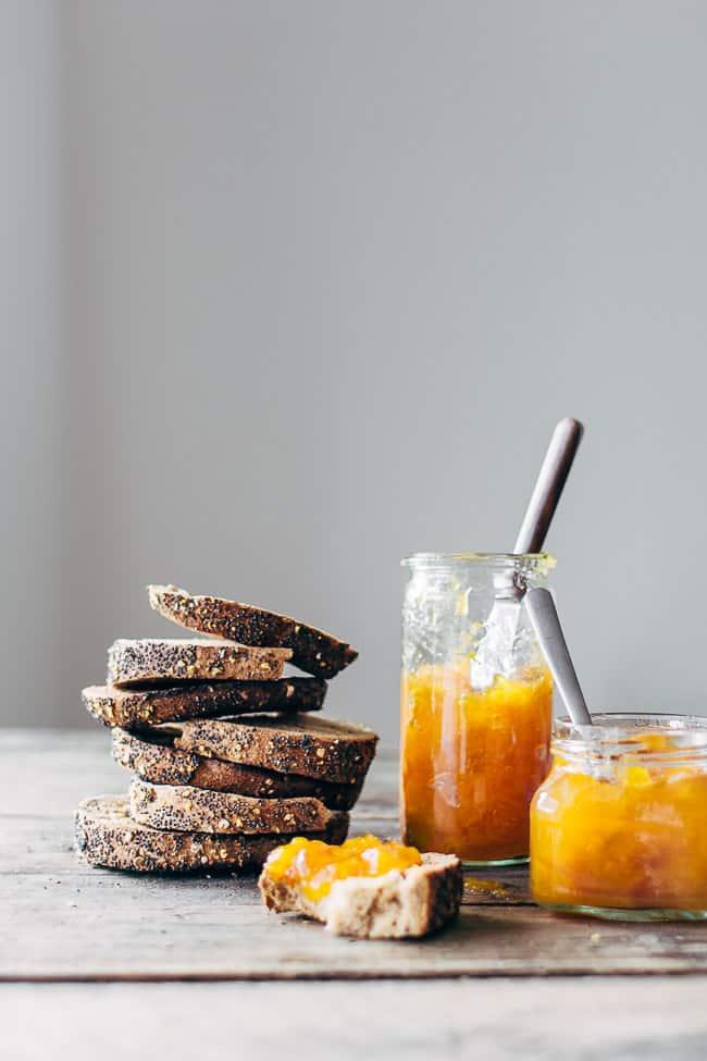 abrikos marmelade opskrift