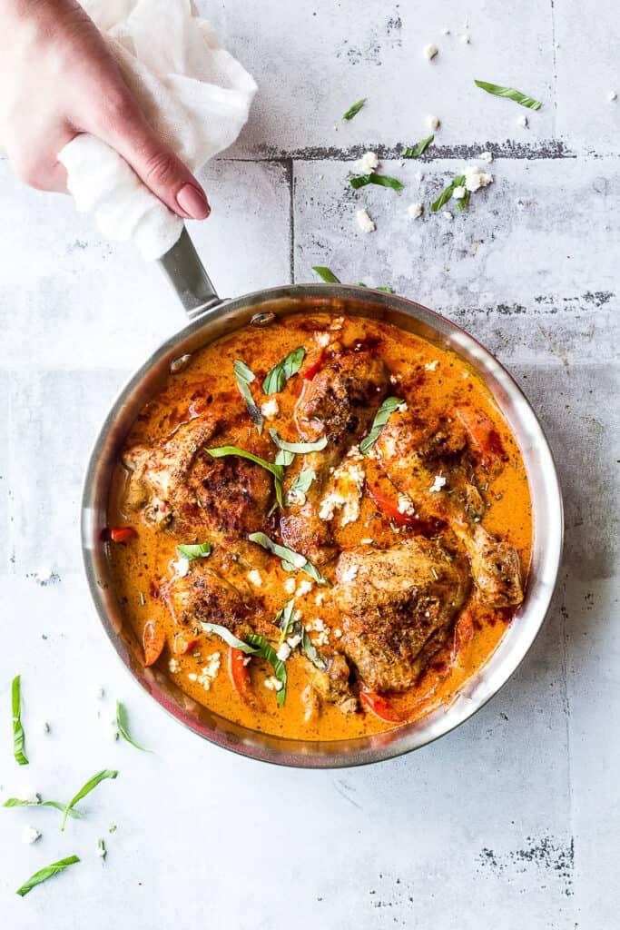 kylling-opskrift-nem-aftensmad