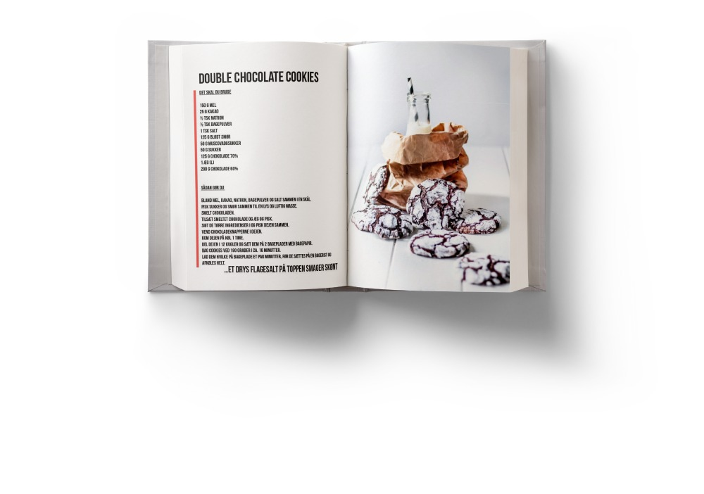 chocolate crinkle cookies - cookie opskrifter