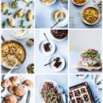 De bedste og mest populære mad opskrifter i 2016