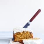 Gulerodskage - nem opskrift
