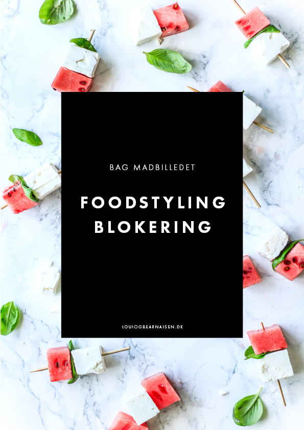 Foodstyling blokering