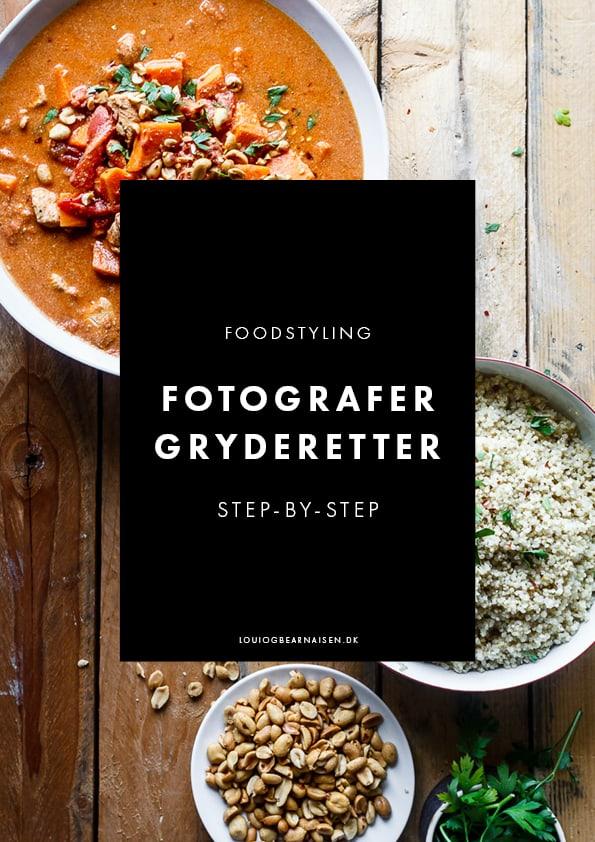 Gryderetter - madfotografering