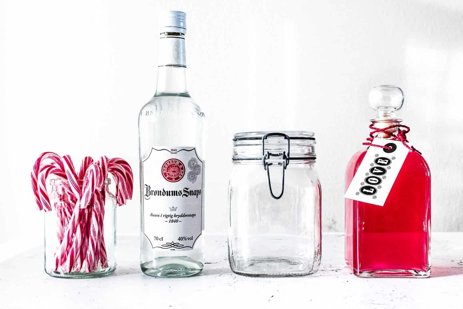 snaps - jule drink
