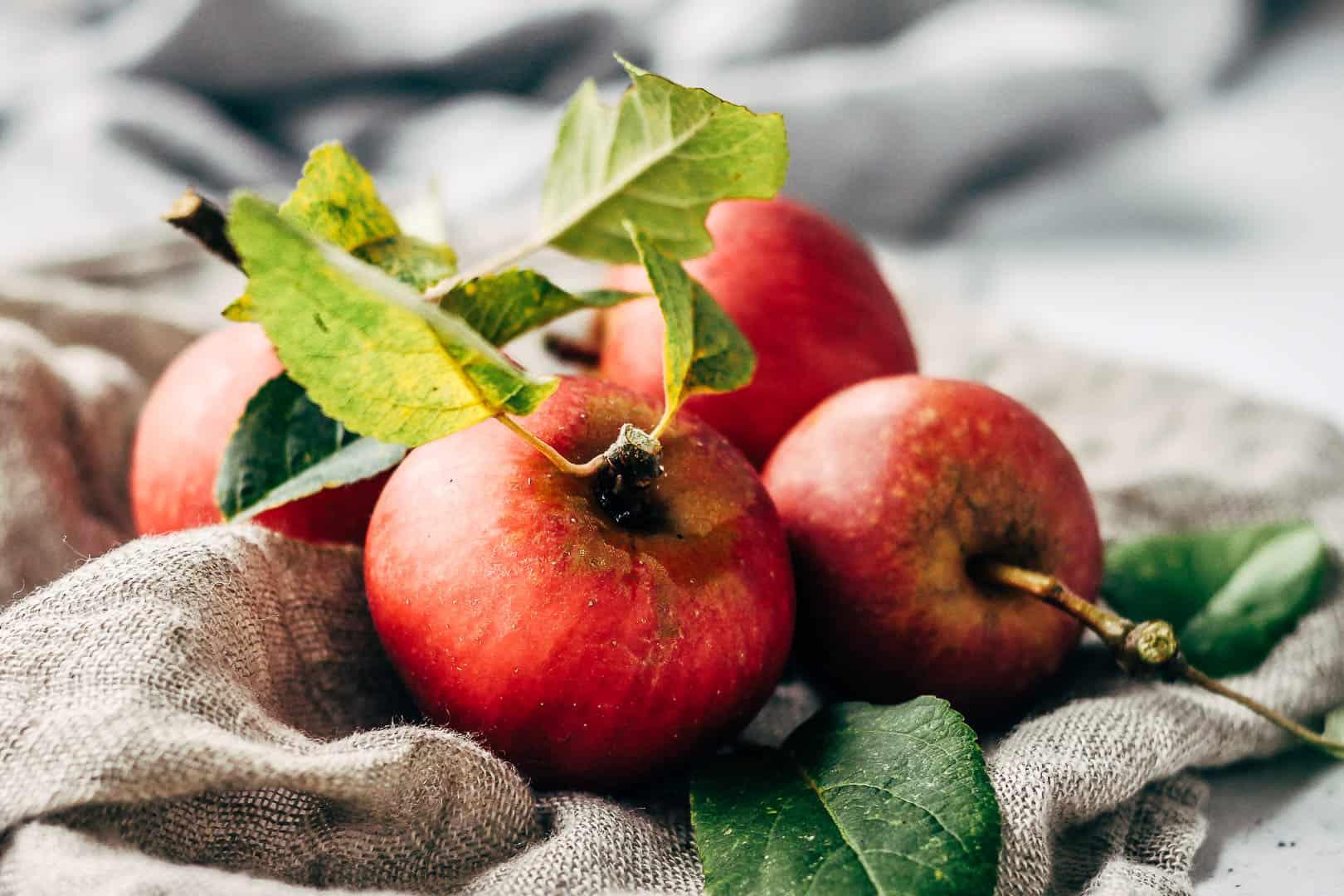 æblesnaps med rosmarin
