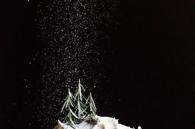 mokkakage med smørcreme - kage med kaffe